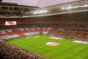 Fotballtur england